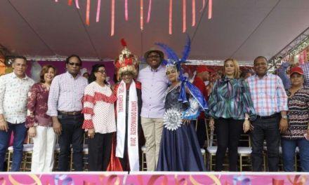 ASDE concluye con éxito el Carnaval Santo Domingo Este 2018