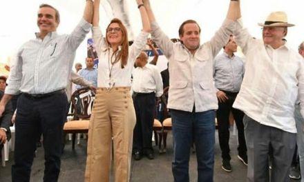 Carolina Mejía dice que masivo acto de Cristo Rey afianza unidad del liderazgo perremeísta