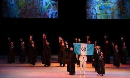 Guatemala pone danza a las letras de la Feria Internacional del Libro (FILSD2018)