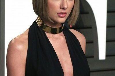 Taylor Swift visita a una fan de ocho años en el hospital