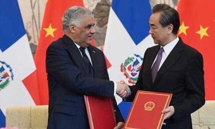 Estados Unidos afirma relaciones China y RD no contribuyen a estabilidad en región