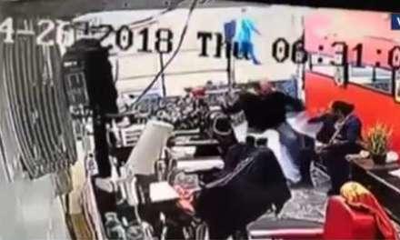 Atrapan a dominicano que hirió a su pareja con destornillador en peluquería