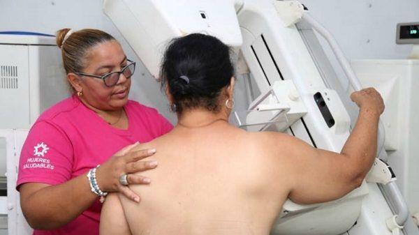 Primera Dama realiza más de 4 mil mamografías gratuitas