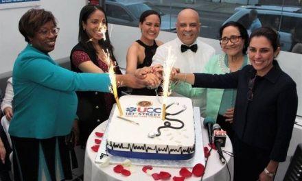 Centro de Urgencias Médicas festeja su 5to aniversario