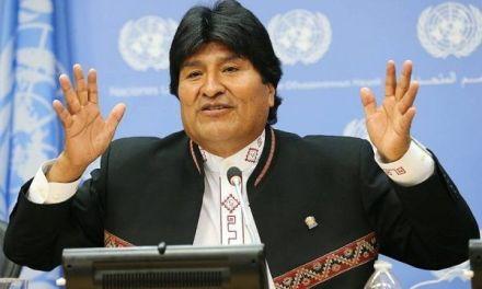 Morales acusa a Pence promover intervención militar en Venezuela