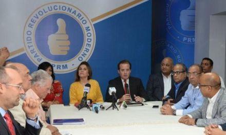 PRM propone Presupuesto 2019 sea sometido a revisión completa