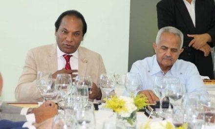 INESPRE rinde informe de trabajo al ministro de Agricultura