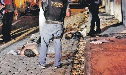 Brasil marca un nuevo récord de homicidios: casi 64.000 en 2017