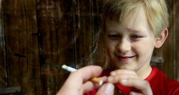 11,100 niños consumen tabaco en RD