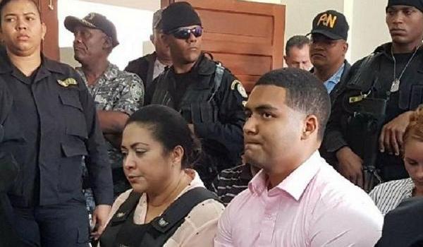 Marlin y Marlon, acusados de matar a Emely Peguero