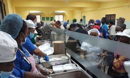 Estado distribuirá comida para 150 mil personas