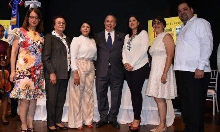 """""""Misión cumplida"""" afirma Ruth Herrera al concluir la Feria Regional del Libro Cotuí 2018"""