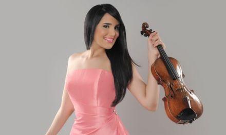Colombia espera por el violín de Aisha Syed