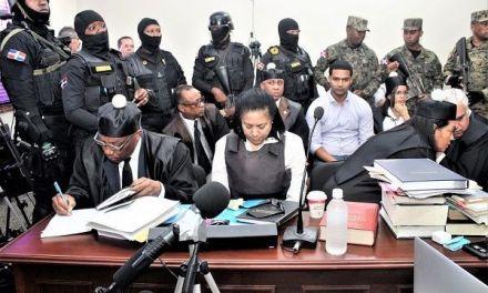 SFM: Condenan 30 y 5 años prisión Marlon Martínez y su madre Marlin