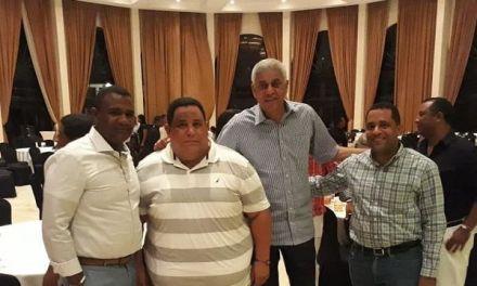 Escogen al alcalde de San Cristóbal, Nelson guillen, secretario general de FEDUMO; reeligen Rafael Hidalgo