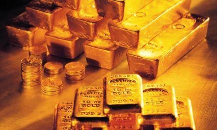 En el 2019 el oro sigue ascenso; dispara su cotización en 10%