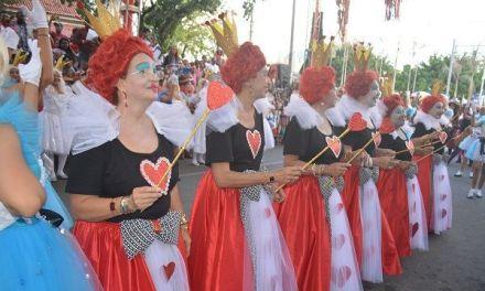 Carnaval de San Cristóbal lleno de energía e innovaciones, en el gran desfile