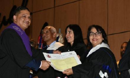 """USAD gradúa 39 académicos en Máster y Doctores en """"Filosofía en un Mundo Global"""""""
