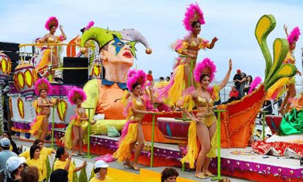 El Malecón está listo para el Desfile Nacional del Carnaval 2019 este domingo