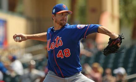 Jacob deGrom quiere ser parte futuro Mets