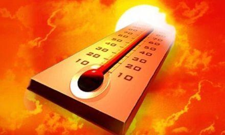 Salud Pública exhorta a la población a protegerse de las altas temperaturas