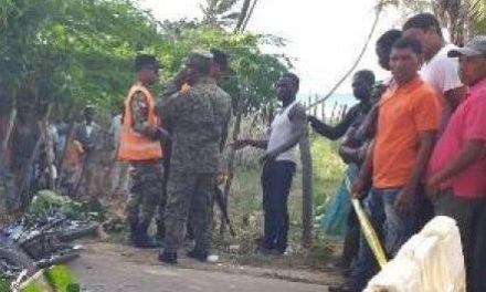 Choque de motores deja 2 muertos en la carretera Enriquillo-Juancho