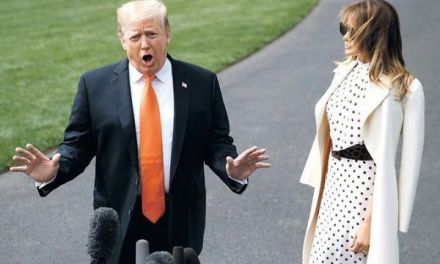 Trump anuncia el envío de tropas hacia la frontera sur