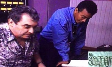 """""""Un cigarrillo, la lluvia y tu"""" la historia de un bolero entre Alberto Cortez y Sergio Vargas"""