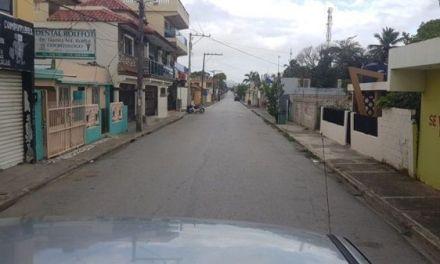 Paro total en Sabana de la Mar y El Valle en demanda reconstrucción carretera los comunica con Hato Mayor