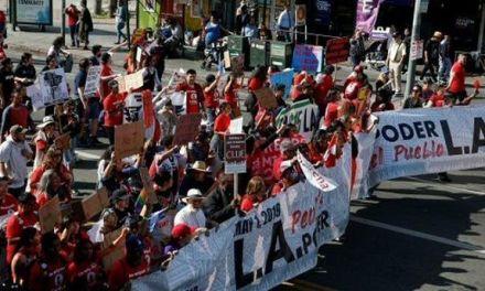 Marchas en todo el mundo por Día Internacional del Trabajo
