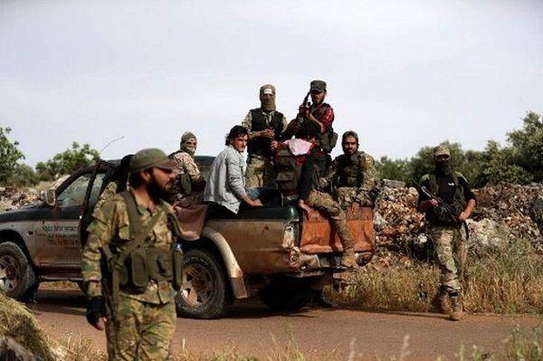 Mueren 45 personas tras una contraofensiva de los rebeldes en la provincia de Hama