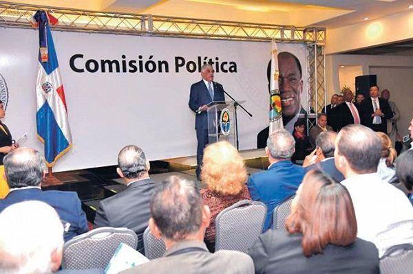 PRD fija convención para el 25 de mayo