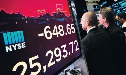 Tensión entre EE.UU. y China derrumba las bolsas de Wall Street