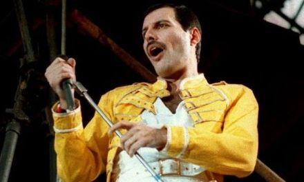 Lanzan canción nunca antes oída de Freddie Mercury