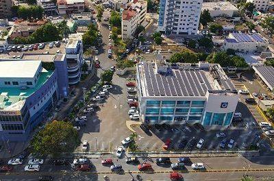 Las NU registra proyecto de energía solar del BPD