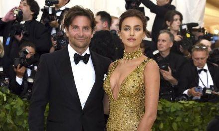 Bradley Cooper e Irina Shayk rompen su relación después de cuatro años juntos