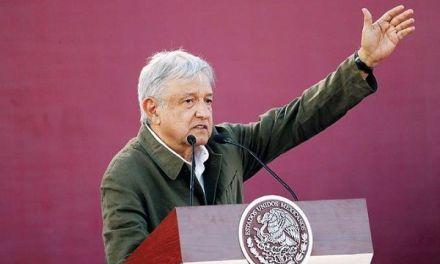 Trump asegura que no habrá más amenazas contra México