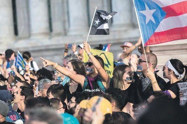Habrá más protestas contra Ricardo Rosselló