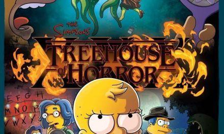 'Los Simpsons' parodiarán 'Stranger Things' en su próximo especial de Halloween
