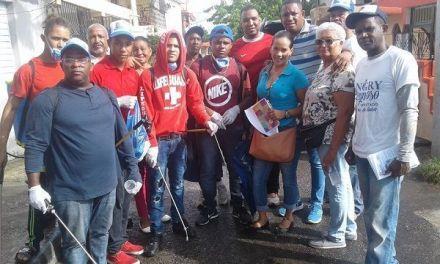 Fundecosan lleva operativo de fumigación a Barrio Puerto Rico