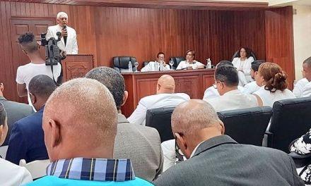 Nelson Guillen rinde memorias gestión; destaca transparencia e inversión de 100 obras en San Cristóbal