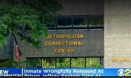 Soltaron por error a ladrón de bancos: más irregularidades en la cárcel de NYC donde murió Epstein