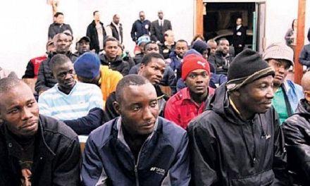 Detienen a 100 haitianos al tratar de llegar ilegalmente a Bahamas