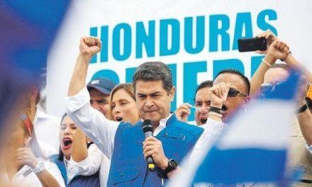 Presidente Honduras niega tenga relación con narcotraficantes