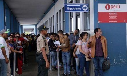 Tres países coordinan acciones frente a migración venezolana