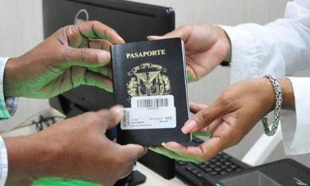 Llegan libretas para los pasaportes