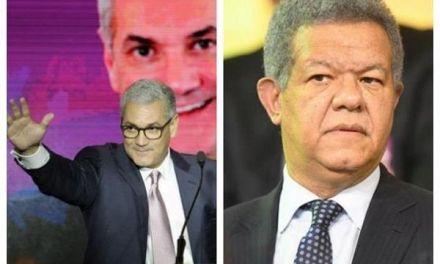 Continúan las guerra de las encuestas entre Leonel y Gonzalo