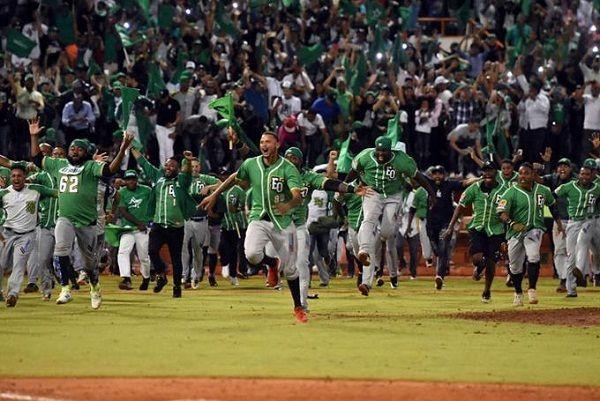 Llegó la pasión de los dominicanos el béisbol invernal
