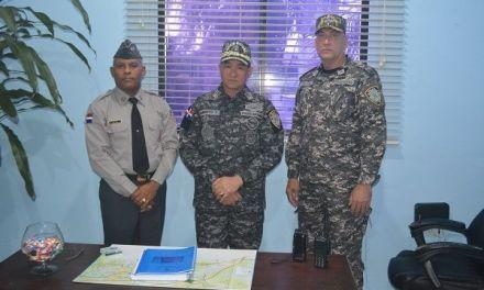 Designan al coronel Brea Román en la comandancia de San Cristóbal