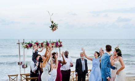 En zonas turísticas del país se realizan más de 10,000 bodas al año